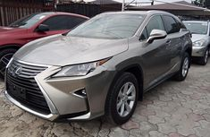 Well maintained 2018 Lexus RX automatic for sale in Lagos