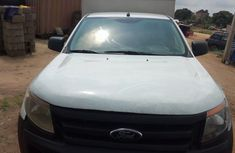 Sell well kept white 2013 Ford Ranger pickup in Uyo