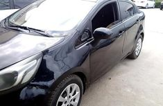 Sell well kept 2013 Kia Rio manual