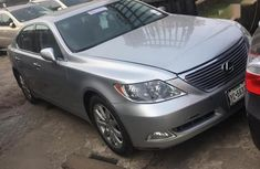 Used 2010 Lexus LS automatic at mileage 66,000 for sale in Lagos