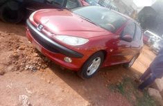 Sell authentic used 2002 Peugeot 206 automatic