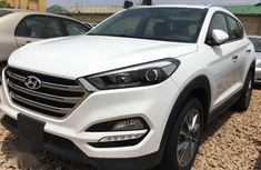 Sell well kept 2017 Hyundai Tucson at mileage 8,342 in Kaduna