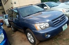 Sell 2005 Toyota Highlander at mileage 12 in Kaduna
