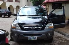 Best priced black 2007 Kia Sorento automatic in Abuja