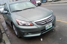 Need to sell cheap used green 2008 Honda Accord automatic
