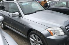 Sell authentic used 2011 Mercedes-Benz GLK in Lagos