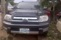Toyota 4-Runner 2006 Gray color for sale