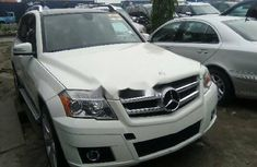 Sell well kept 2010 Mercedes-Benz GLK suv automatic in Lagos