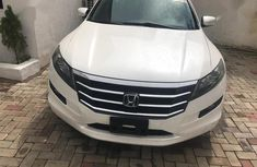 Need to sell used 2012 Honda Accord CrossTour at cheap price