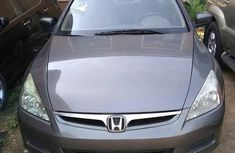 Used 2007 Honda Accord automatic for sale at price ₦1,650,000