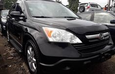 Sell well kept 2009 Honda CR-V suv automatic in Lagos