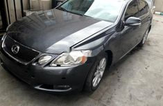 Selling 2008 Lexus GS automatic in good condition at price ₦3,433,587