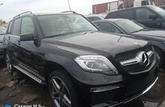 Well maintained 2015 Mercedes-Benz GLK suv for sale at price ₦9,300,000