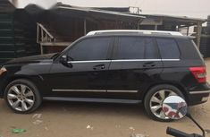 Sell used black 2012 Mercedes-Benz GLK-Class suv automatic