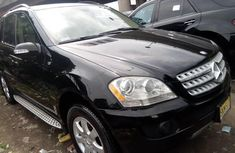 Sell used 2007 Mercedes-Benz ML350 automatic in Lagos