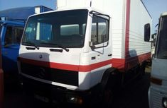 Foreign Used Mercedes Benz Container Truck 1993 Model