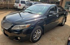 Registered Nigerian Used 2008 Toyota Camry XLE Muscle With DVD Player