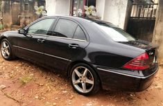 Nigerian Used Benz C320 4matic