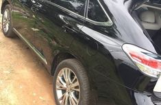 Need to sell high quality black 2013 Lexus RX automatic at mileage 14,000