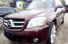 Used 2010 Mercedes-Benz GLK suv automatic for sale at price ₦5,900,000