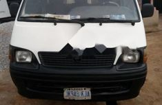 Sell high quality 2000 Toyota HiAce van manual in Lagos