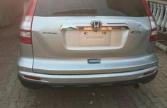 Sell well kept 2010 Honda CR-V at mileage 82,340 in Lagos