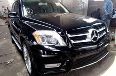 Sell well kept 2012 Mercedes-Benz GLK suv automatic at price ₦7,000,000