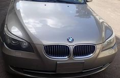 Sell cheap gold 2008 BMW 535i at mileage 65,000 in Oyo
