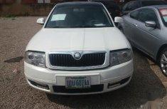 Sell high quality 2007 Skoda Superb sedan automatic in Abuja