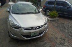 Hyundai Elantra 2013 Gray color for sale