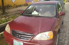 Selling 2002 Honda Civic at mileage 150,000 in good condition in Lagos