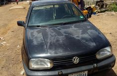 Used 2000 Volkswagen Golf for sale at price ₦600,000 in Lokoja
