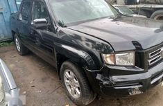 Black 2006 Honda Ridgeline car automatic at attractive price in Port Harcourt