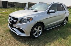 Sell well kept 2017 Mercedes-Benz GLE suv automatic