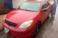 Neatly used 2003 Toyota Matrix for sale in Lagos