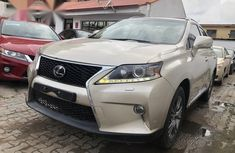 Need to sell high quality 2014 Lexus RX suv automatic in Ikeja