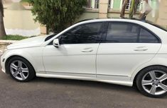 2011 Mercedes-Benz C300 automatic at mileage 95,000 for sale in Abuja