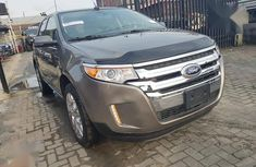 Very sharp neat used 2014 Ford Edge automatic for sale in Lagos
