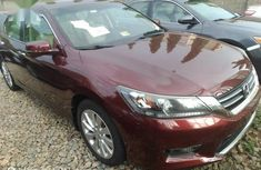 Red 2016 Honda Accord at mileage 23,000 for sale in Kaduna