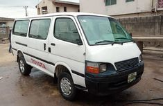 Well maintained 1999 Toyota HiAce manual for sale at price ₦1,450,000