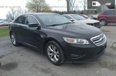 Need to sell used black 2010 Ford Taurus automatic at cheap price