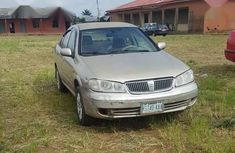 Sell authentic used 2006 Nissan Sunny manual
