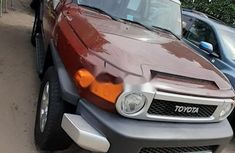 Sell well kept 2008 Toyota FJ CRUISER automatic in Lagos