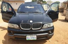 Best priced used black 2005 BMW X5 automatic in Abuja
