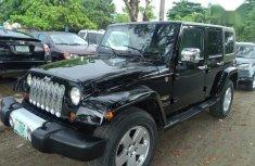 Jeep Wrangler 2009 3.8 Sahara 4x4 Black