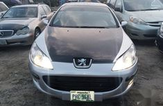 Sell well kept 2005 Peugeot 407 at mileage 100,000 in Port Harcourt