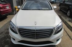 Sell authentic used 2015 Mercedes-Benz S550 automatic