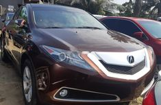 Need to sell high quality purple 2010 Acura ZDX suv automatic