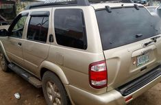 2003 Nissan Pathfinder automatic at mileage 117,441 for sale in Lagos