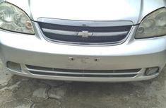 Grey/silver 2007 Chevrolet Optra for sale at price ₦700,000
